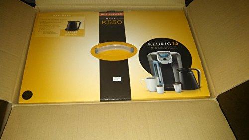 Keurig 2.0 Brewing System by Keurig, Silver