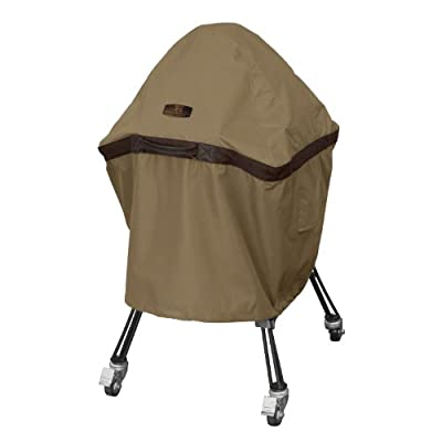 Classic Accessories Hickory Ceramic Grill Cover