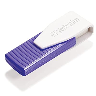 Store'N'Go Swivel 64 GB Violet