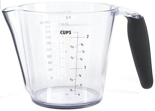 KitchenAid Pro 2-Cup Measuring Cup (Black) (Kitchenaid Imperial Black compare prices)