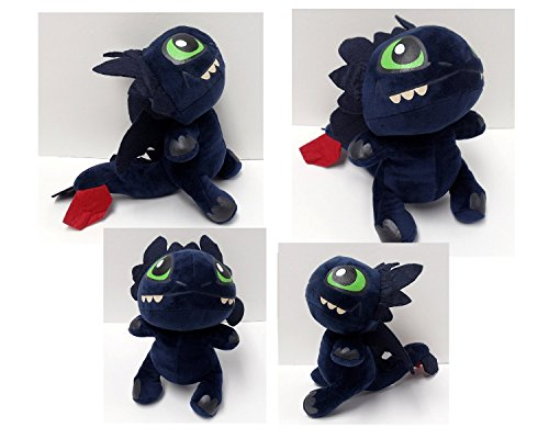 How to Train a Dragon 2 Small Plush ~ Toothless - 1