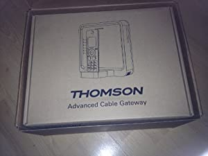 Thomson Advanced Cable Gateway ACG905 --C Router Modem Wifi Phone Integrated