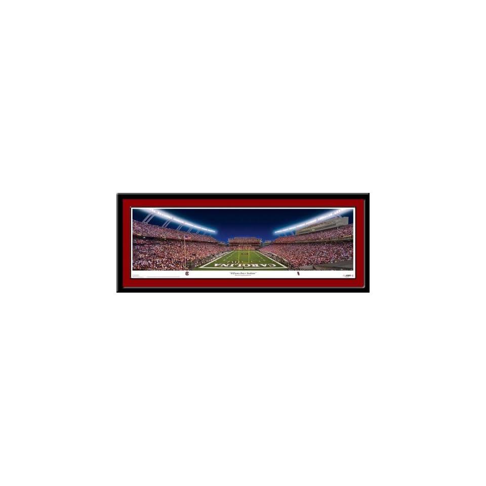 South Carolina Williams Brice Stadium Framed Poster
