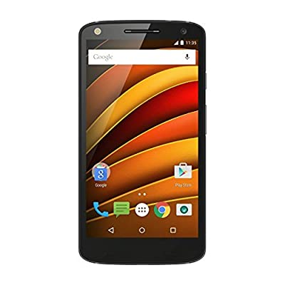 Moto X Force (Black, 64GB)