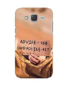 Mobifry Back case cover for Samsung Galaxy J5 Mobile (Printed design)