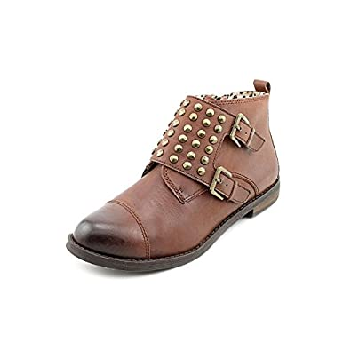 Lucky Brand Dosey Womens Size 5 Brown Leather Casual Boots