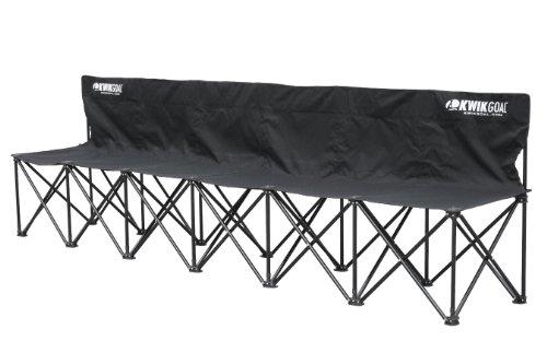 Kwik Goal 9B906 6-Seat Kwik Bench