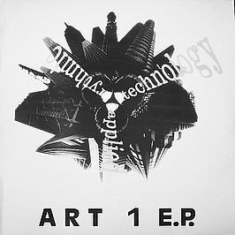 Black Dog / Kirk Degiorgio / Art 1 EP