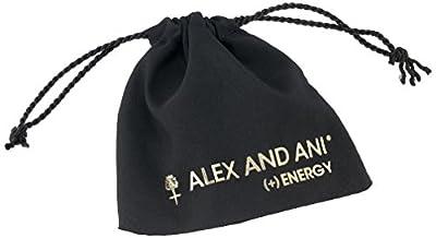Alex and Ani Washington Redskins Football Expandable Bangle Bracelet