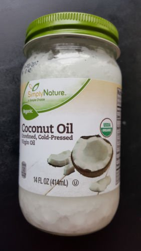 Simply Nature Coconut Oil Uses