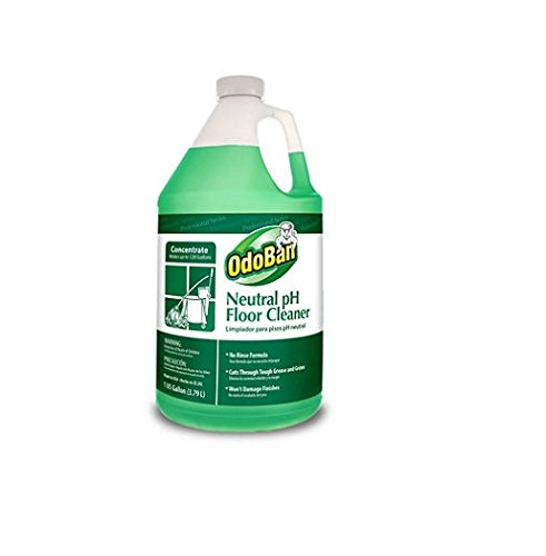 OdoBan 936162-G Neutral pH Floor Cleaner Concentrate, 1 Gallon Bottle (Tile And Floor Cleaner compare prices)