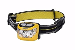 Energizer Industrial Brilliant Beam Headlamp, 3 modes
