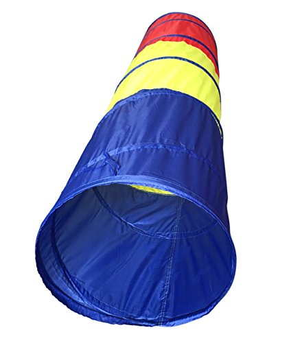 New SueSport 6 feet Children Play Tent Tunnel Kid Pop up Discovery Tube Playtent Toy Tent