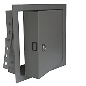 "10"" x 10"" FD - 3 Hour Fire-Rated Insulated, Flush Access Panels for Ceilings by JL Industries"