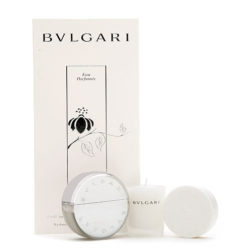 Bvlgari Eau Parfumee Au The Blanc Holiday Set 1 Set