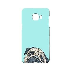 BLUEDIO Designer Printed Back case cover for Samsung Galaxy C5 - G8101