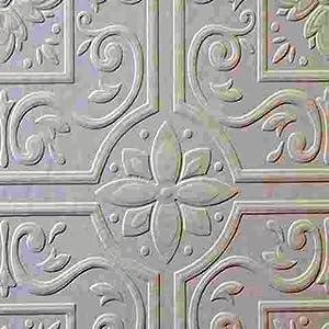 Tile Paintable Wallpaper Paintable - Ceiling Wallpaper - Amazon.com