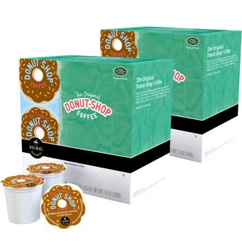 The Original Donut Shop 180 K-Cup® Packs