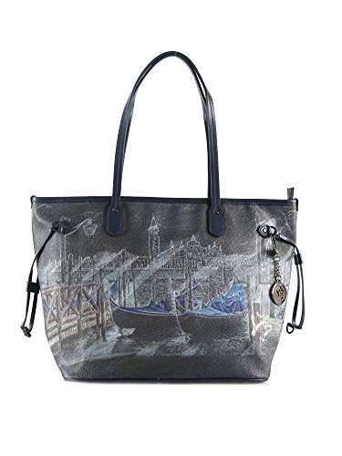 Borsa Shopping grande Y Not - G319 Venezia