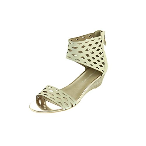 03. Franco Sarto Women's Union Gladiator Sandal