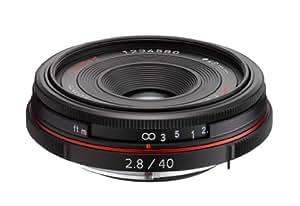 Pentax 40 mm / F 2.8 HD DA LIMITED Objectifs