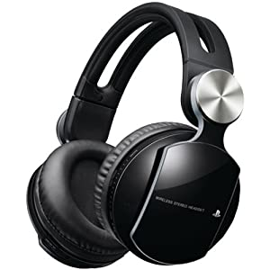[Import Anglais]Official Sony 7.1 Pulse Wireless Stereo Headset PS3