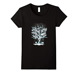 Women's somewhere only we know T-Shirt Small Black