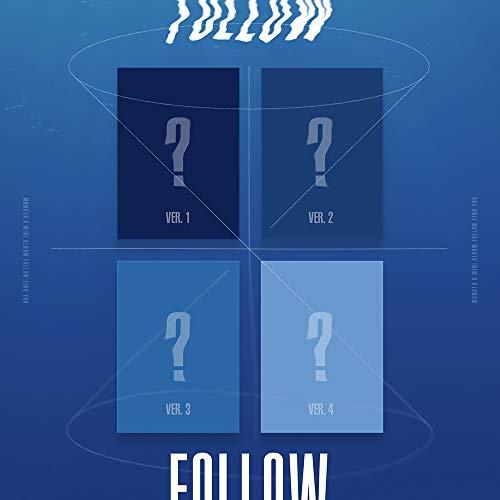 CD : MONSTA X - Follow-find You (random Cover)