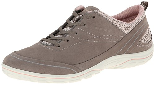 Ecco - Scarpe sportive - Running, Donna, Marrone (Braun (WarmGrey/Rose Dust Yabuck/Deco59938)), 38