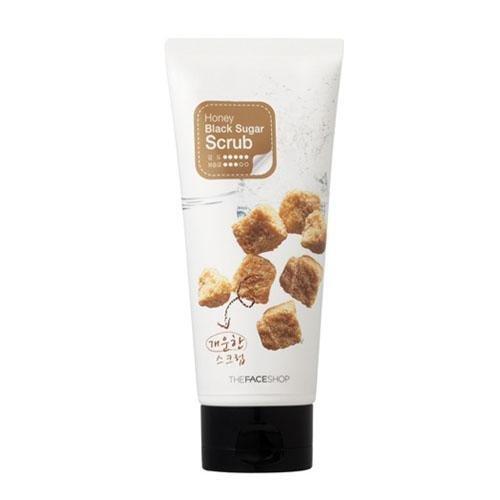 THE FACE SHOP Smart Peeling Honey Black Sugar Scrub (Korean original) by THE Korean Beauty