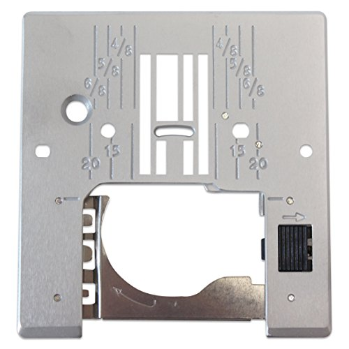Janome Sewing Machine Needle Plate for Models 3050 7330 8077 & More (Janome 7330 Case compare prices)