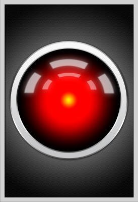 (24x36) Hal 9000 Camera Eye Screen Movie Poster by Poster [並行輸入品]