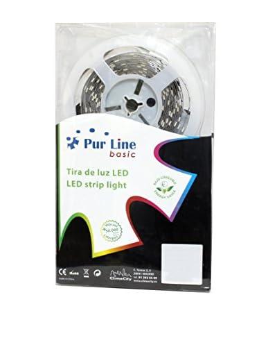 Purline Barra De Led 5050 Smd Rgb Con Mando A Distancia Para Exterior E Interior Kit001B