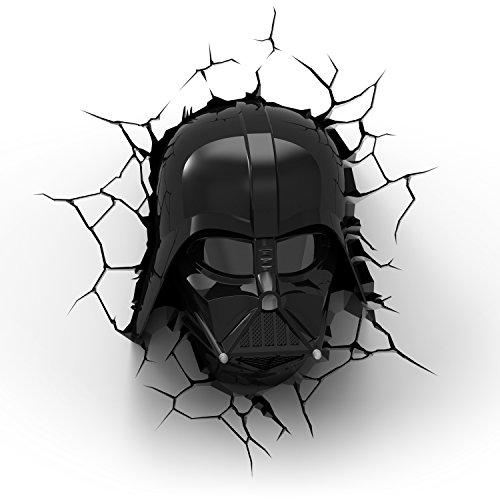 Luce Notturna Star Wars Darth Vader da Muro - Casa, Ufficio, Camera da Letto