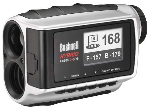 Bushnell - Hybrid Pinseeker Laser Rangefinder And Gps Unit
