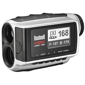 Bushnell Hybrid Pinseeker Laser Rangefinder and GPS Unit