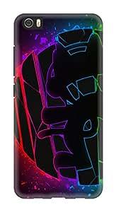 Generic Hard Printed Back Cover for Xiaomi Mi5 (Multicolor)