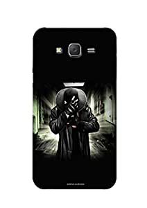 Sowing Happiness Printed Back Cover for Samsung Galaxy J7