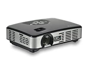 Full hd 1080p wifi android 4 2 home theater for Best pocket size projector