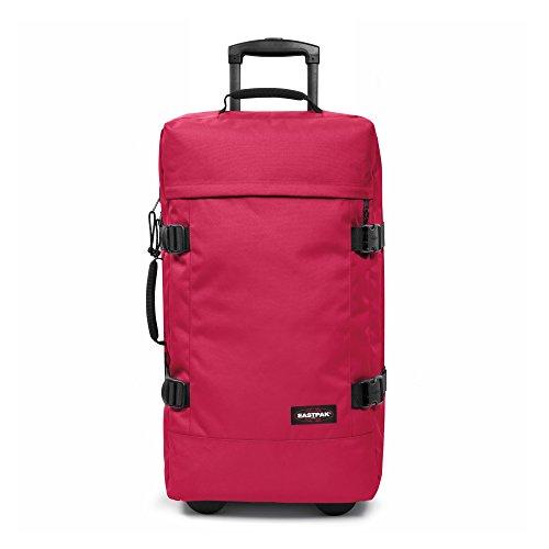 Eastpak Tranverz M Valigia, 66 cm, 78 L, One Hint Pink