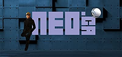 Neo Rooms sci-fi Video Game action adventure escape the room code puzzle maze Windows Mac Linux by NEO.ca