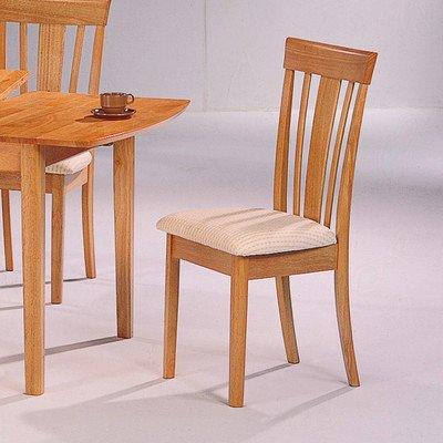 Light Wood Dining Chairs 6009