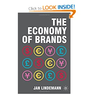 The Economy of Brands Jan Lindemann