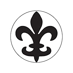 Martha Stewart Crafts Punch Fleur De Lis, Medium
