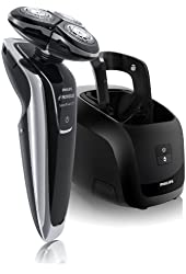 Philips Norelco 1280X SensoTouch 3D Electric Razor with Jet Clean System (Series 8000)