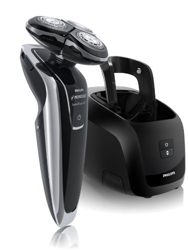 Philips Norelco 1280X/47 Sensotouch 3D Electric Razor With Jet Clean System (Series 8000)