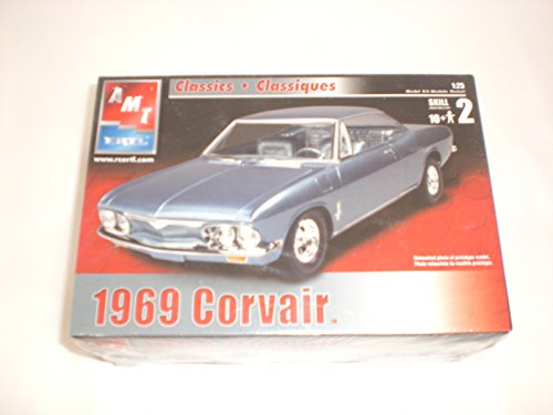 CHEVROLET CORVAIR 1969 AMT MODEL KIT (Corvair Model compare prices)