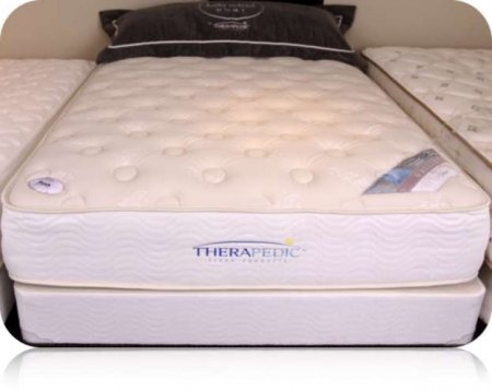 King Kathy Ireland Architectural Nightscape Plush Mattress By Therapedic Discount