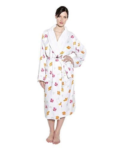 Maisonette Gelincik Woman's Bathrobe, Pink, Small/Medium