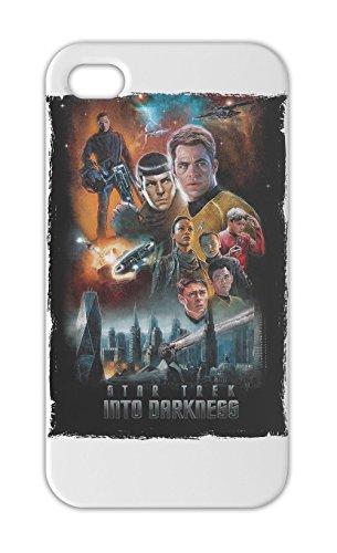 Star Trek poster Iphone 5-5s plastic case